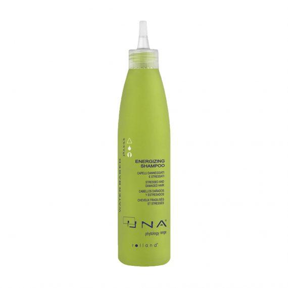 Una Energizing shampoo Dầu gội cho tóc hư tổn